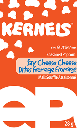 Kernels - Say Cheese Cheese - Fundraiser