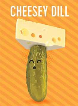 Kernels - Cheesey Dill