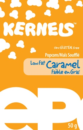 Kernels - Low Fat Caramel - Fundraiser