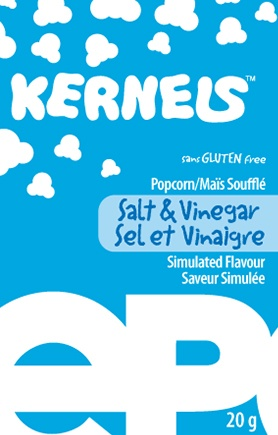 Kernels - Salt & Vinegar - Fundraiser